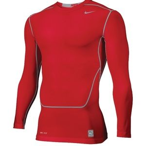 Nike Men's Pro Combat NPC Compression Top Shirt